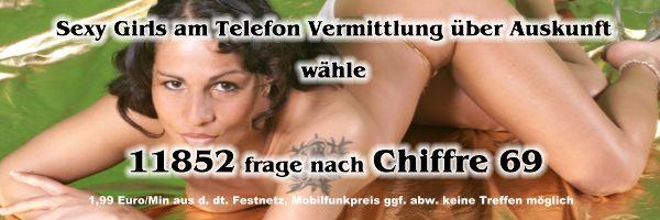 Telefonsex 118 Chiffre 69